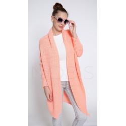 Sweter z warkoczem